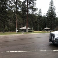 Photo taken at Superior Rest Area WB by Charlie C. on 4/12/2018