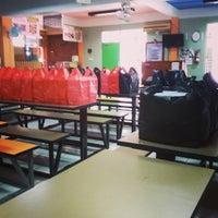 Photo taken at Sekolah Al-Azhar BSD by Bang D. on 9/10/2016