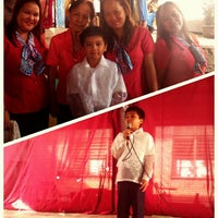 Photo taken at Lagao Central Elementary School by Marmaee P. on 8/19/2013