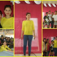 Photo taken at Lagao Central Elementary School by Marmaee P. on 11/24/2013