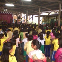 Photo taken at Lagao Central Elementary School by Marmaee P. on 8/15/2013