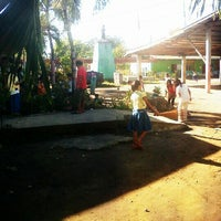 Photo taken at Lagao Central Elementary School by Marmaee P. on 8/14/2013