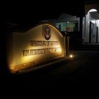 Photo taken at Kulhudhuffushi Police Station by Mohamed H. on 3/14/2013