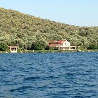 Photo taken at Zeytin Adası by Mg Y. on 8/29/2013