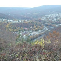 Photo taken at Jim Thorpe by Luke L. on 10/27/2012