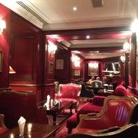 Photo taken at The Westin Paris – Vendôme by Svetlana E. on 4/16/2013