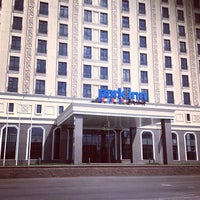 7/8/2013 tarihinde Ainura S.ziyaretçi tarafından Park Inn by Radisson Astana'de çekilen fotoğraf