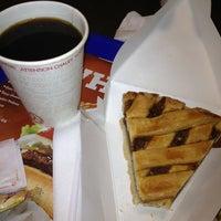 Photo taken at Burger King by Filiz Z. on 1/27/2013