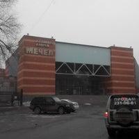 Photo taken at Ледовый дворец «Мечел» by Игорь С. on 3/29/2014