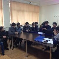 Photo taken at Батырая 136 by Raziyat I. on 11/11/2013