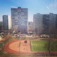 Photo taken at Шенкурский проезд by Petr Z. on 4/8/2014