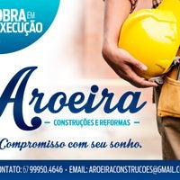 Photo taken at Aroeira Empreendimentos e Construções by Boby A. on 4/15/2017