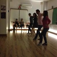 Photo taken at Yaşamla Dans by Bengisu T. on 3/30/2013