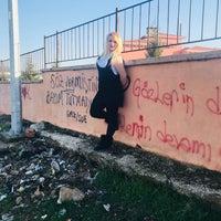 Photo taken at Üniversite Yolu by Nurdann . on 3/7/2018