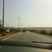 Photo taken at autoroute Rabat-Kenitra by Ikram E. on 8/20/2013
