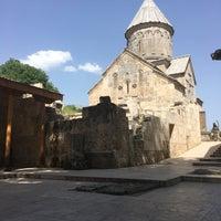 Photo taken at Haghartsin Monastery   Հաղարծնի վանք by Nana H. on 7/3/2017
