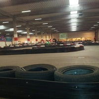 Photo taken at CPH Gokarts by Dominykas V. on 2/17/2013