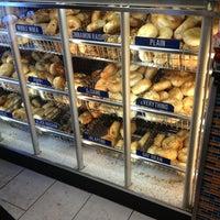 Photo taken at JP's Bagel Express / Sunrise Bagels Cafe by Alec P. on 2/9/2013