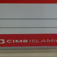 Photo taken at CIMB Bank by nora y. on 3/11/2013