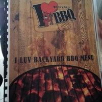 Photo prise au I Love Backyard BBQ par Steve W. le1/22/2013