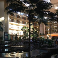 Photo taken at Embassy Suites by Hilton Phoenix Biltmore by Christopher K. on 9/13/2013
