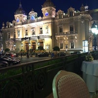 Photo taken at Le Louis XV - Alain Ducasse by Tareq on 6/22/2014