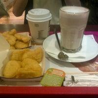 Снимок сделан в McDonald's пользователем Zosia P. 1/21/2013