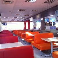 Photo taken at E-Cafe by Recep Ç. on 2/12/2013