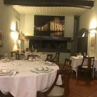 Photo taken at Ristorante La Nunziadêina by Ci B. on 6/13/2018