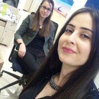 Photo taken at Türkiye İş Bankası by yagmur a. on 3/8/2018