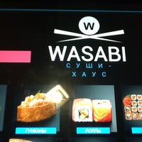Photo taken at Wasabi by Mussa B. on 4/25/2013