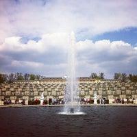 Photo taken at Schloss Sanssouci by João R. on 5/1/2013