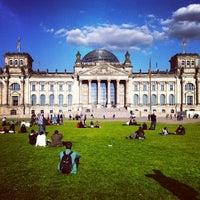 Photo taken at Reichstag by João R. on 4/28/2013
