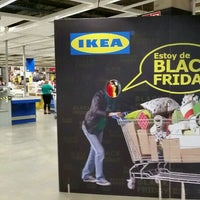 Photo taken at IKEA by Leo S. on 11/25/2016