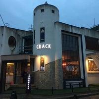 Photo taken at CRACK CAFE by Minseok P. on 9/27/2016