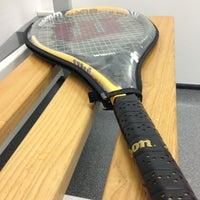 Снимок сделан в University of Warwick Tennis Centre пользователем Aizhan K. 1/29/2013
