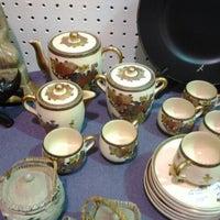 Photo taken at Scott Antique Market (Atlanta Expo Center South) by Uchien U. on 2/8/2014