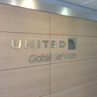 Photo taken at United Airlines Global Reception by Robbi H. on 4/29/2013