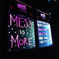 Photo taken at Mess by Robbi H. on 3/30/2014