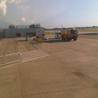 Photo taken at Gate 4 by Addy v. on 9/15/2013