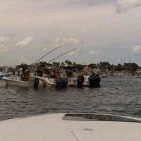 Photo taken at Lake Boca Raton by Addy v. on 5/26/2013