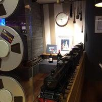 Photo taken at Montreux Jazz Cafe by Yasamin R. on 4/3/2014