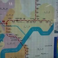 Photo taken at Chengzhan Metro Station by Junr X. on 4/13/2013