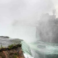 Photo taken at Niagara Falls USA Official Visitor Center by Umit A. on 8/4/2014