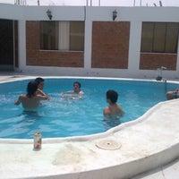 Photo taken at Casa de playa - Punta Negra by Katherin M. on 3/29/2013