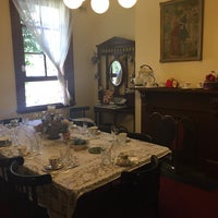 Photo taken at The Tea Cosy by Faezeh F. on 10/2/2015