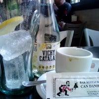 Photo taken at Bar Restaurant Can Daniel by Oscar C. on 12/22/2013