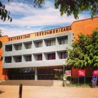 Photo taken at Universidad Iberoamericana by Rossie M. on 2/23/2013