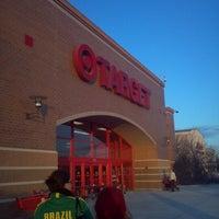 Photo taken at Target by Dmitar V. on 1/26/2013