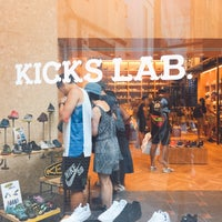Photo taken at Kicks Lab. by Koi🕸👛 S. on 7/29/2016